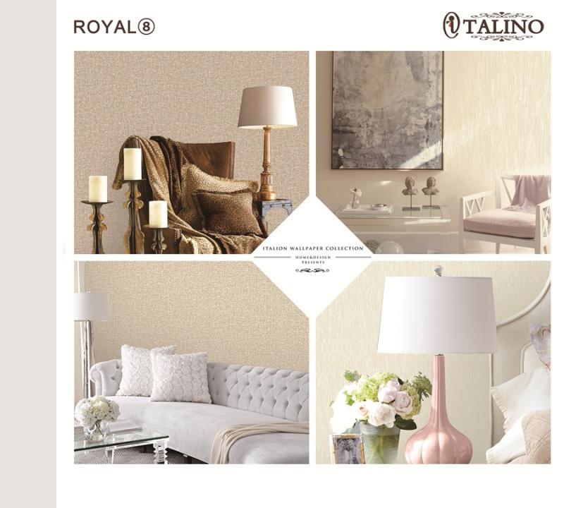 Giấy dán tường cao cấp Italino S8-2