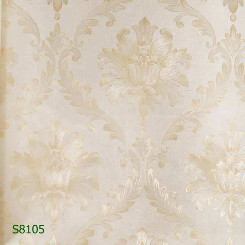 Giấy dán tường cao cấp Italino S8105
